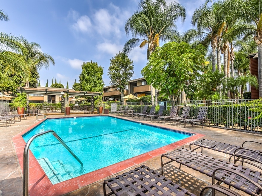Axiom Tustin Pool Area